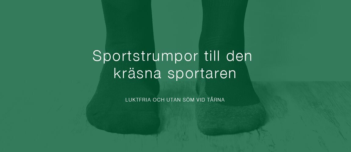 sportstrumpor_fotsvett